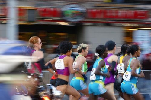 NYC Marathon 2010 damelit