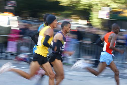 NYC Marathon herrelit 2010