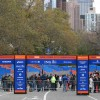 ING New York Marathon Finish Line