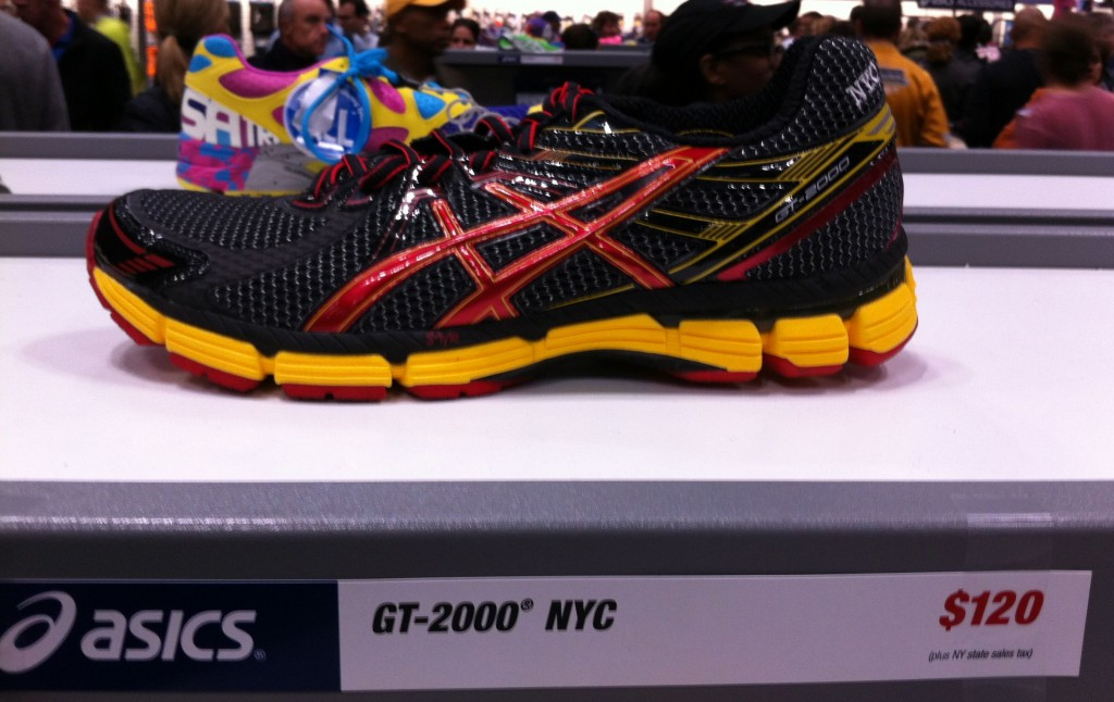 Asics GT-2000 New York Marathon Edition