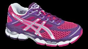 Neon Pink/White/Purple (T3C5N-3501) - DamKöp den hos Joggingskor.nu