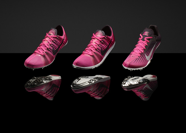 Nike Distance Pink Foil
