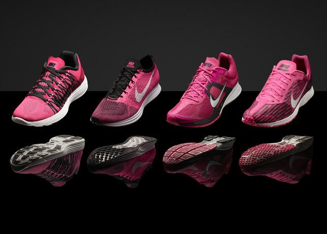 Nike Marathon Pink Foil