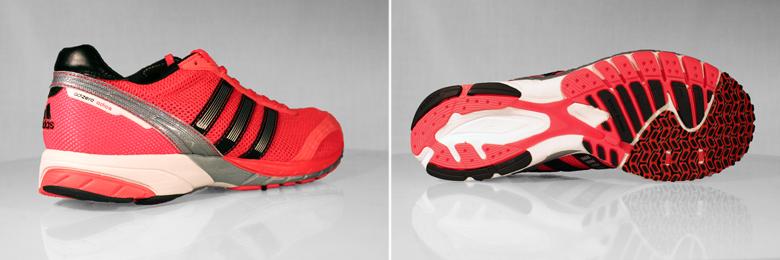 Adidas Adios - första versionen. Foto från xtri.com