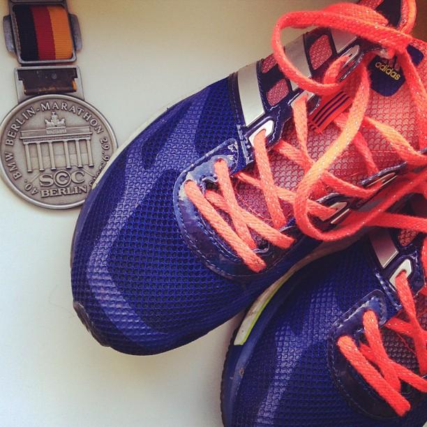 Medaljen och skorna