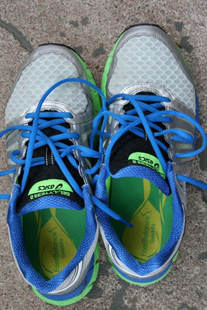 Ner i skorna - Färdigt!