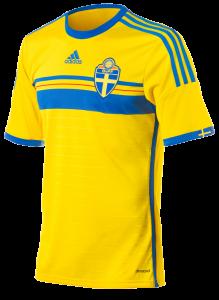 Nya Adidaströjan som ska ta oss till VM