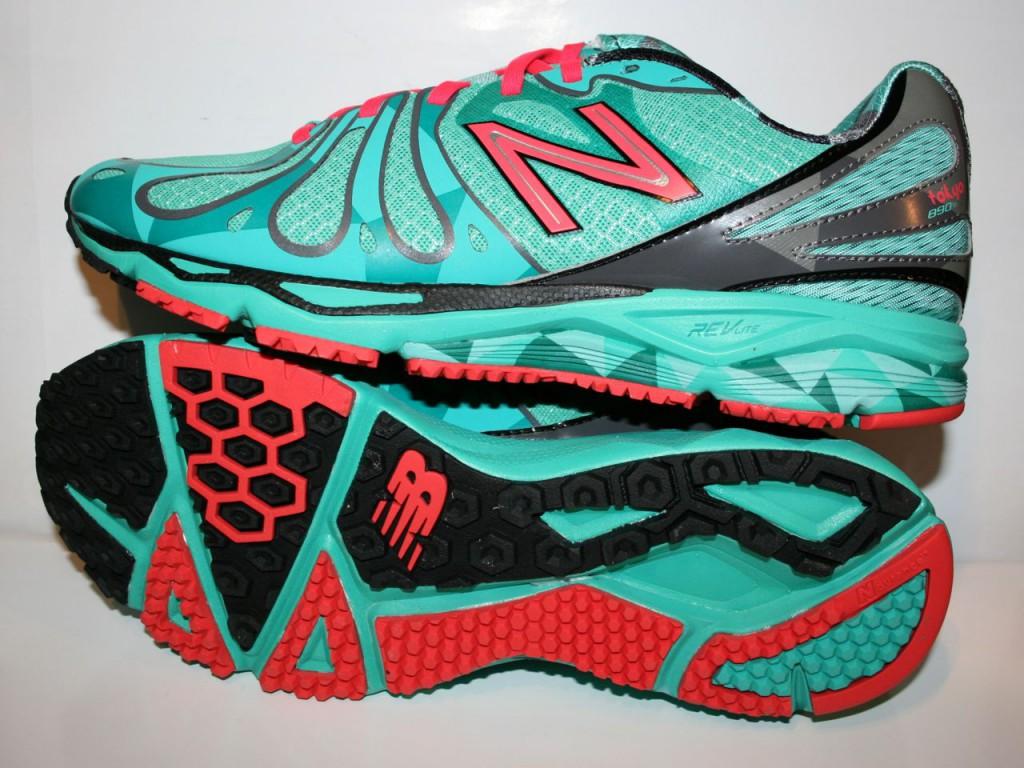 New Balance M890 v3 Tokyo Marathon - sula