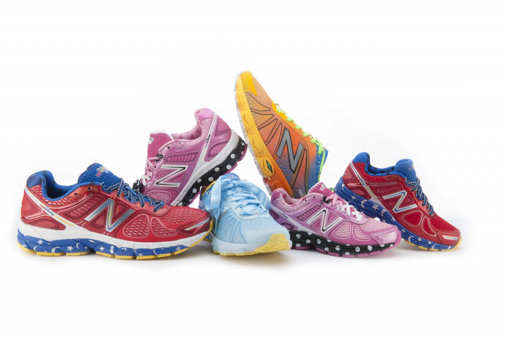 New Balance runDisney Limited Edition 2014