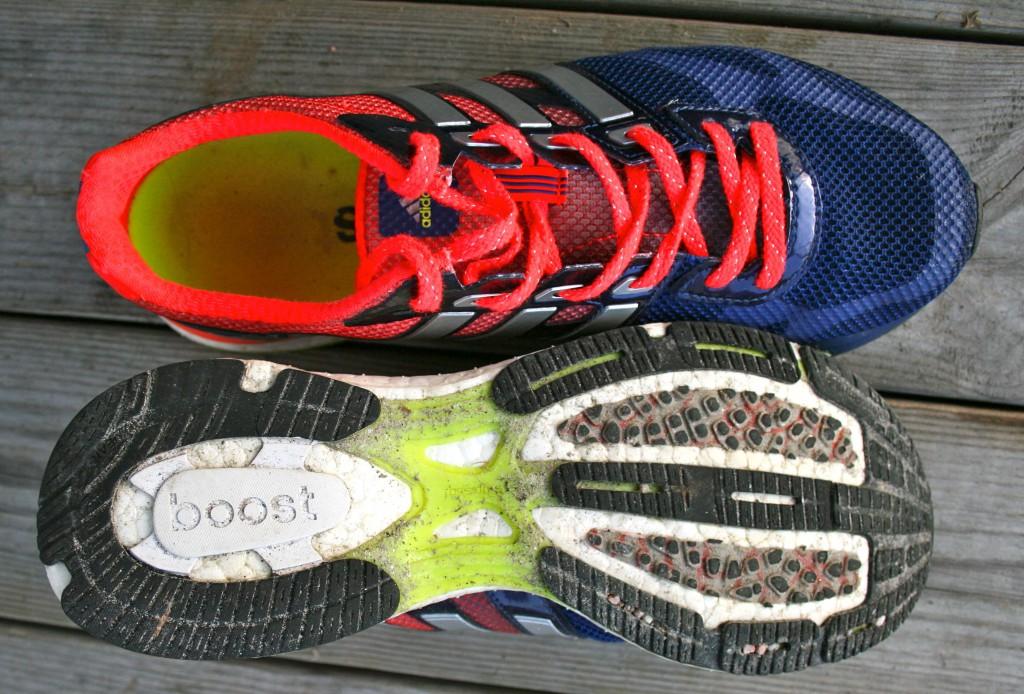 Adidas Adios Boost använda i 350 km