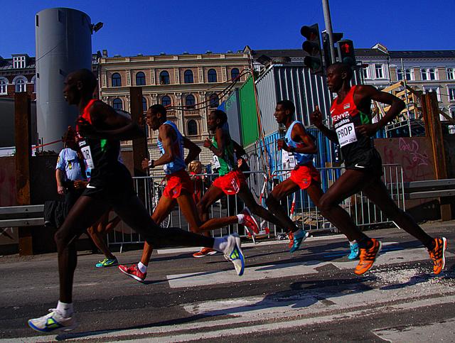 Nike Zoom Streak 4 - IAAF World half marathon