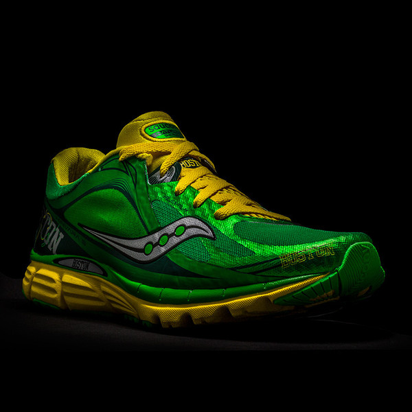 Saucony Kinvara 5 Boston Edition