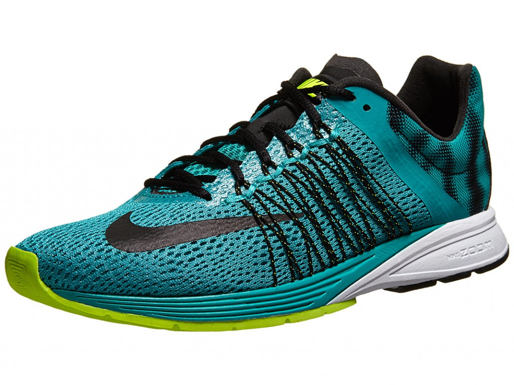 Nike Zoom Streak 5 - Green/Volt/Black - 614318-300