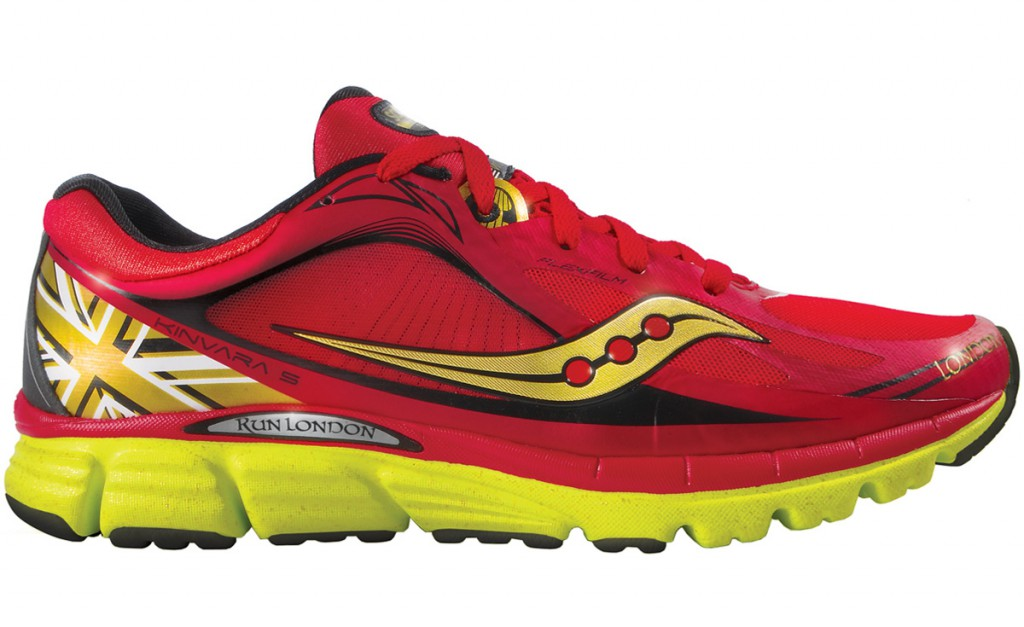 Saucony Kinvara 5 - London Marathon Limited Edition - 20254-11
