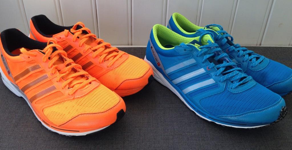 Adidas Adizero Takumi Ren 2 & Adidas Adizero Takumi Ren 2