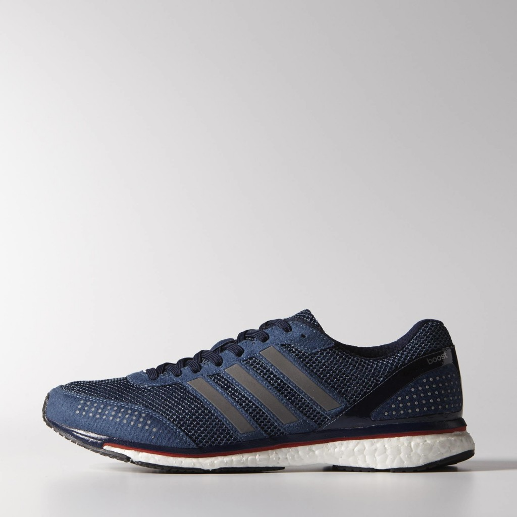 Adidas adizero Adios Boost 2.0 (M29708 - vista blue f14 / vista blue f14 / collegiate navy)