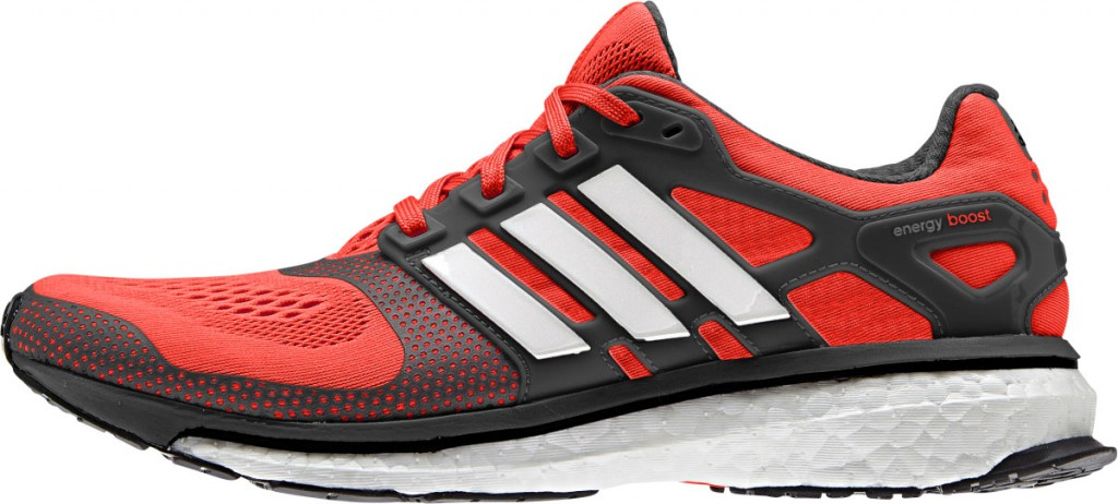 Adidas Energy Boost 2.0 ESM (herr) - Solar Red / White / Core Black (M29752)