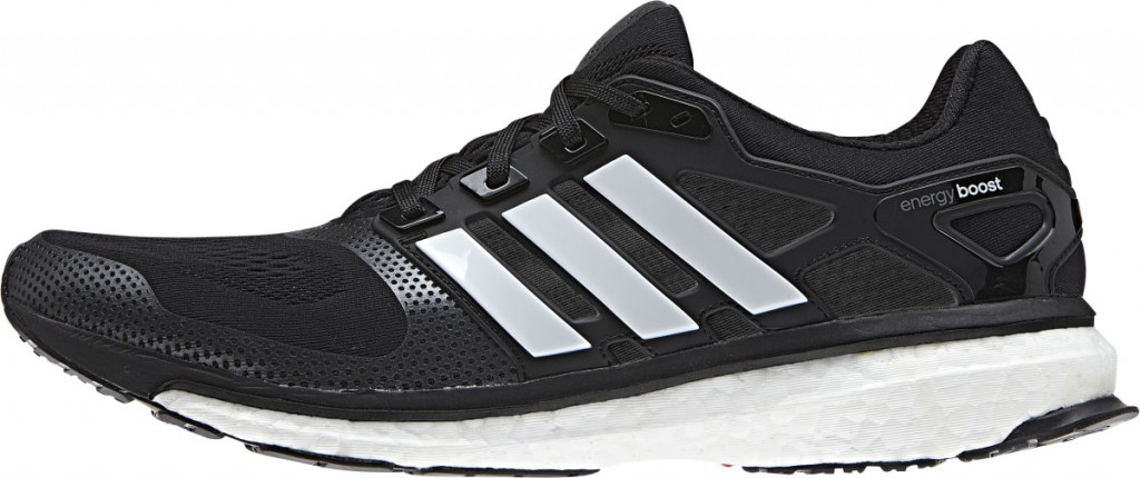 Adidas Energy Boost 2.0 ESM (herr) - Core Black / White / Solar Red (M29755)