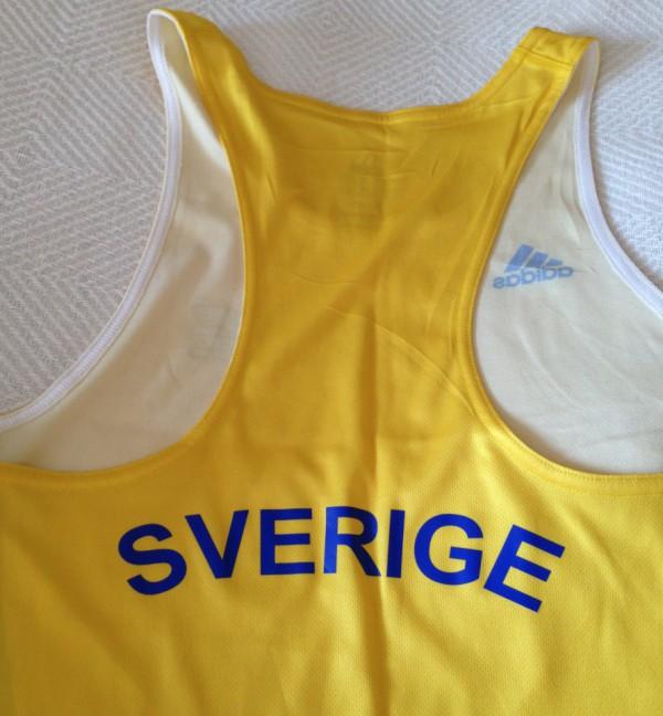 Sverigelinne