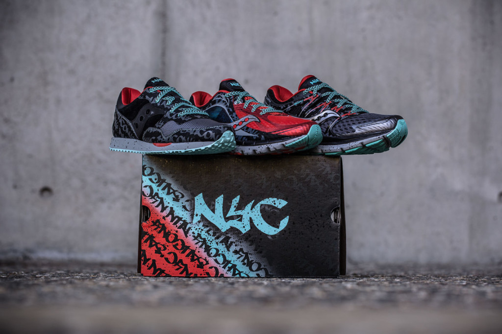 Saucony NYC Pack
