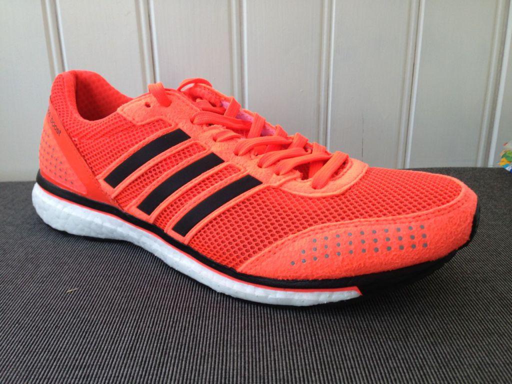 Adidas Adios Boost 2.0 Coolever Mesh & Tirrenina mocka
