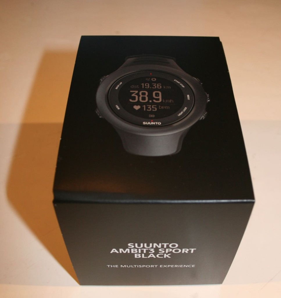 Suunto Ambit3 Sport Black - The Multisport Experience