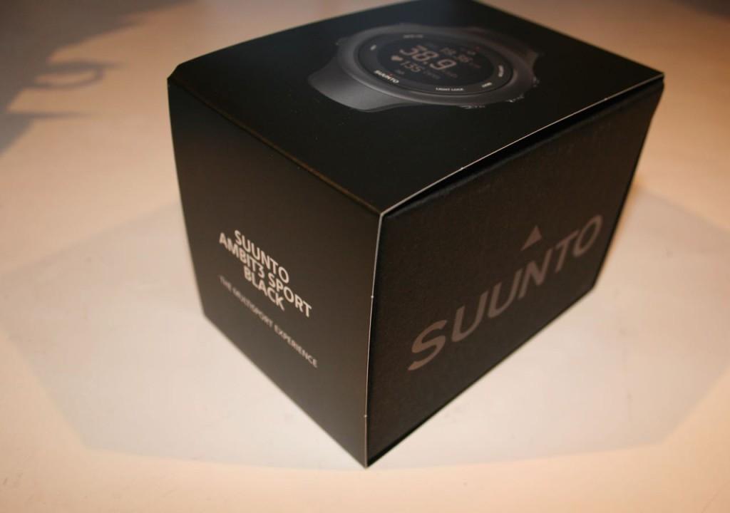 Suunto Ambit3 Sport Black