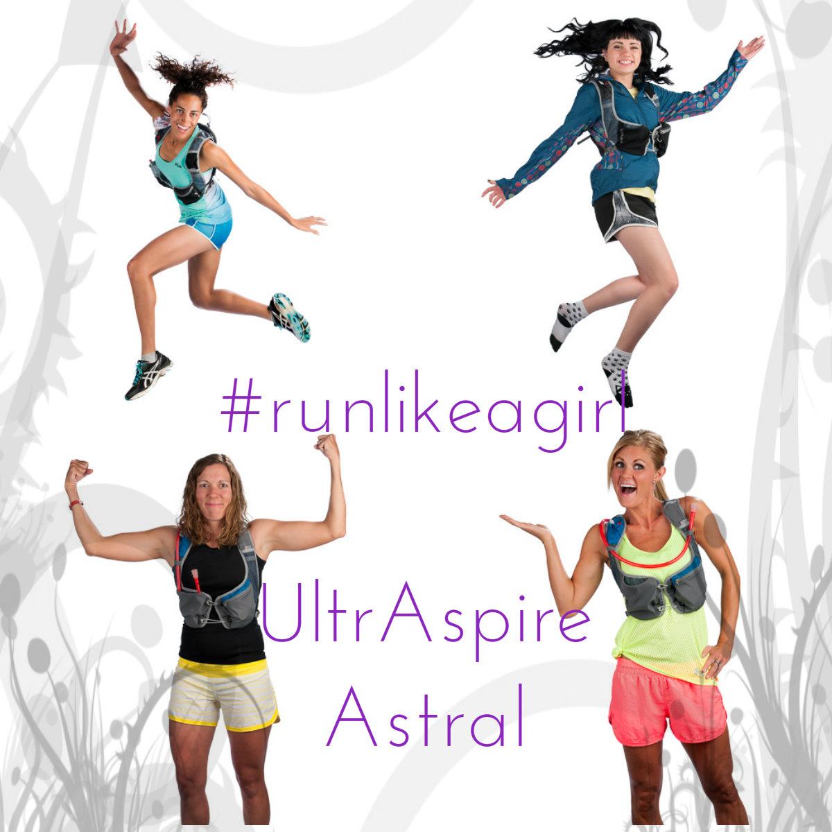 UltrAspire Astral löparväst för kvinnor
