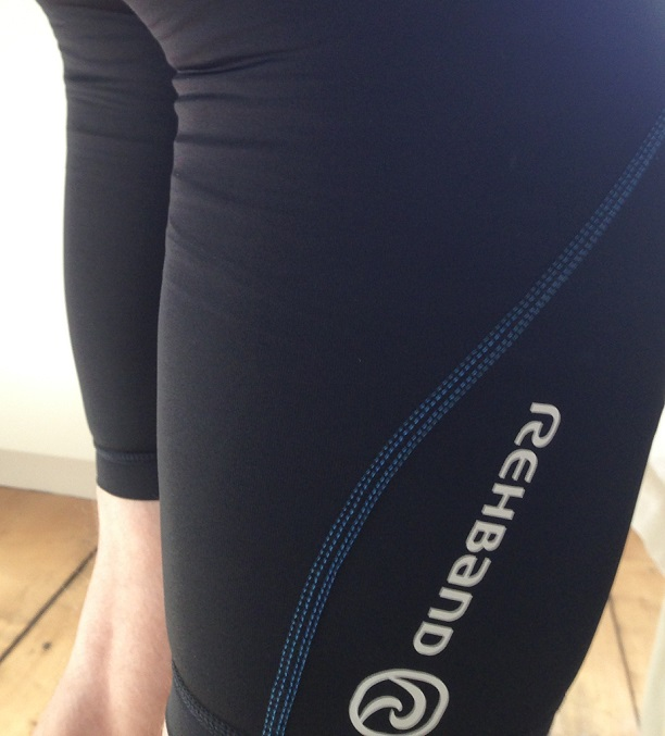 Rehband Compression Shorts