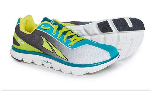 Altra The One 2.5 - Dam - Sprite (A2523-1)