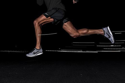 Nike Flyknit Racer - Cookies & Cream