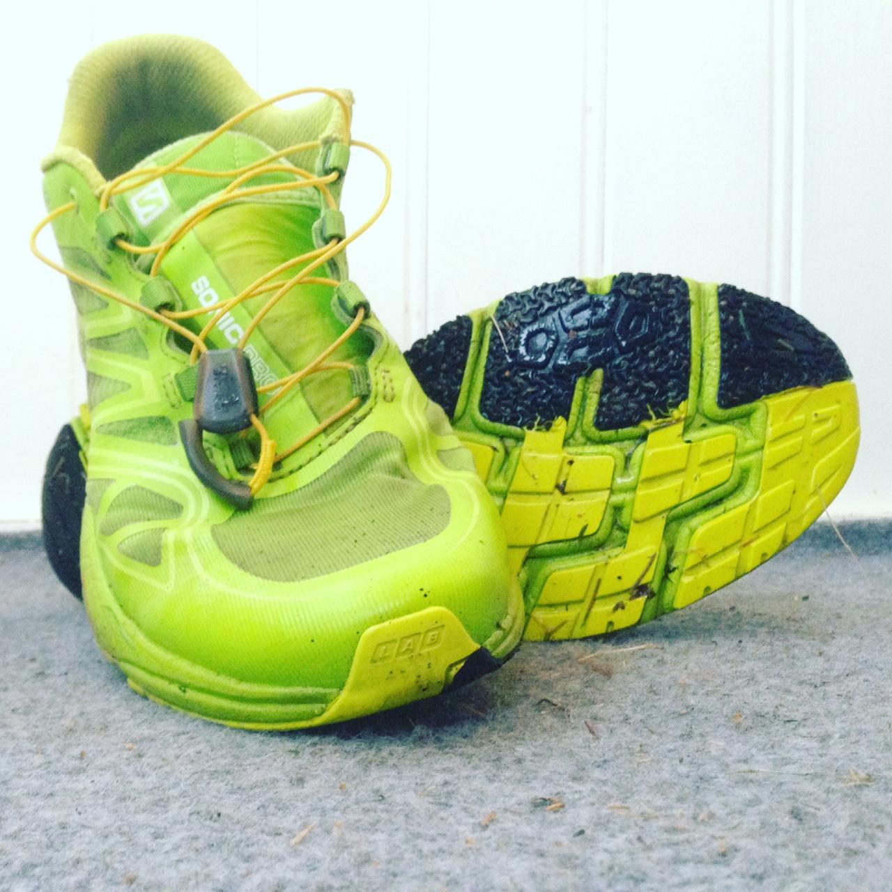 Salomon Sonic Pro - Årets sko 2016