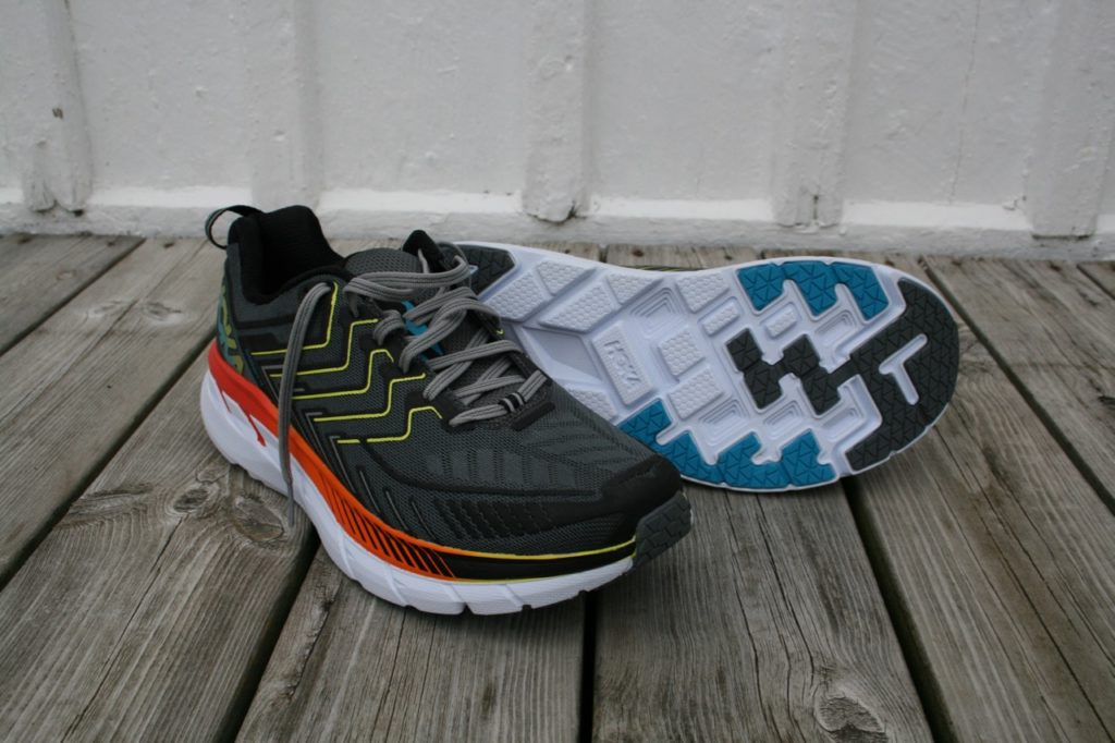 Hoka One One Clifton 4 herr