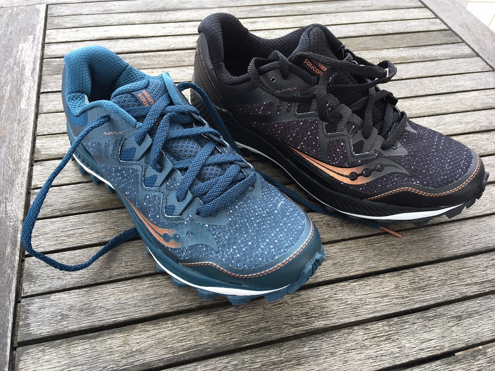 Saucony Peregrine 8 Llife On The Run Denim Collection
