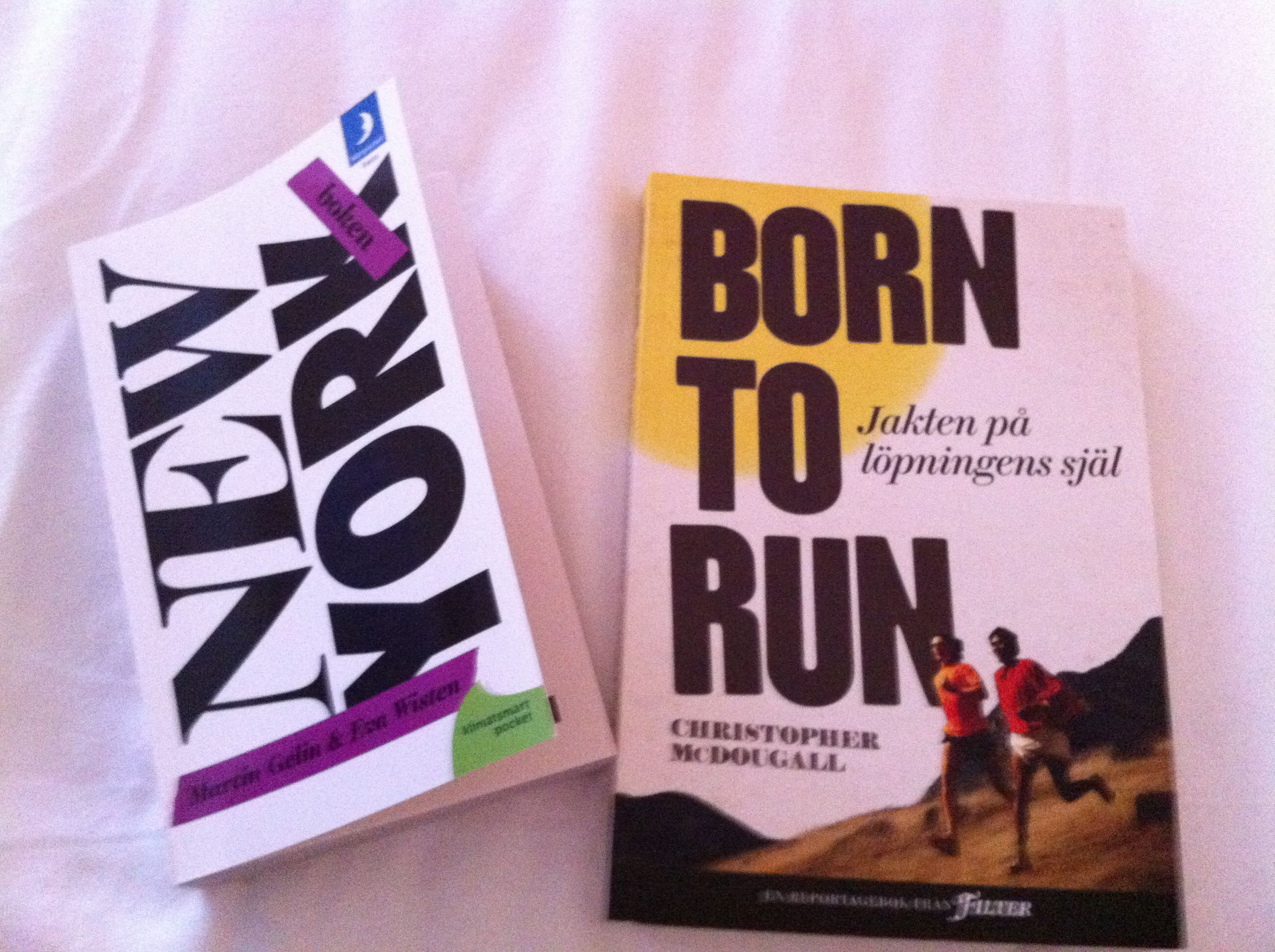 New York & Born To Run