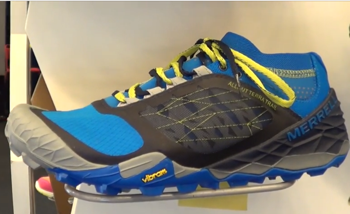 Merrell Allout Terra Trail - AW2015